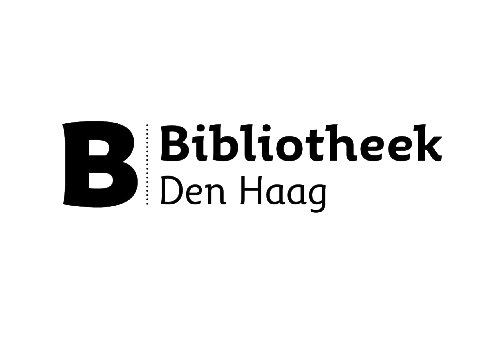 logo bibliotheek den haag