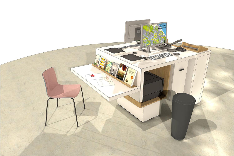 04-a 3D service-punt bouwlust