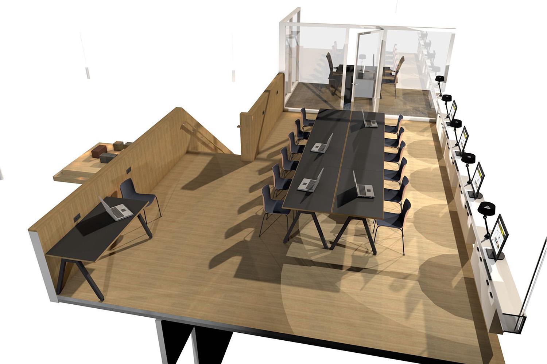25-trap • balkon tafel aan elkaar bouwlust
